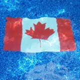 Canadian Flag 5' x 3'