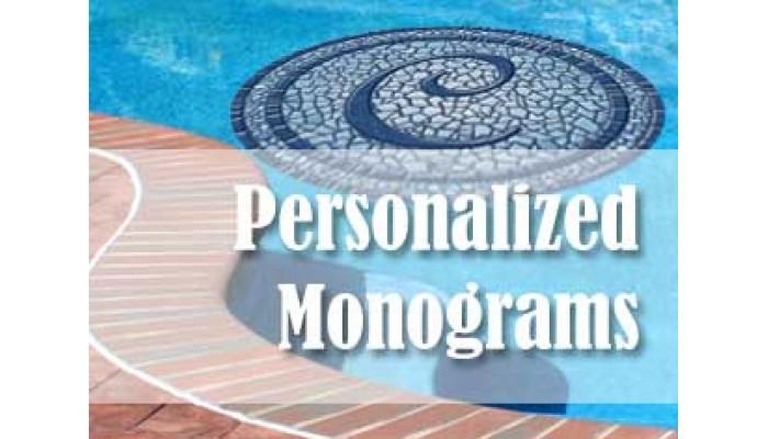 "Monogram Mosaic 29"""