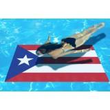 Puerto Rico Flag 5' x 3'