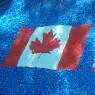 Canadian Flag 5' x 3'