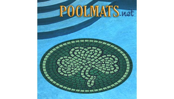 """Shamrock Mosaic 29"""""""